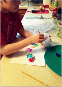 1-budding artist